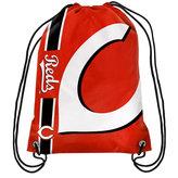 Forever Collectibles Cincinnati Reds Big Logo Drawstring Backpack