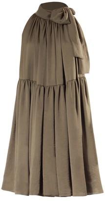 Meem Label Carli Green Dress