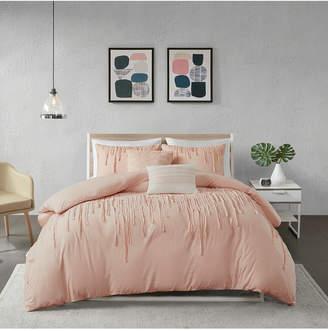 Urban Habitat Paloma Full/Queen 5 Piece Cotton Duvet Cover Set Bedding