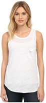 LnA Torn Pocket Tank Top