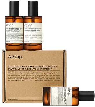 Aesop States of Being Aromatique Room Spray Trio