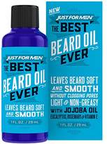Just For Men The Best Beard Oil Ever, Light & Non-greasy, 1 Ounce (Pack of 24)