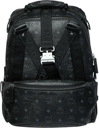 MCM Men's Jemison Visetos Medium Backpack