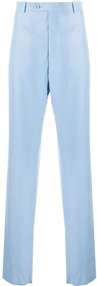 Martine Rose High Rise Wide-Leg Trousers