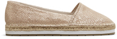 Kenneth Cole Cara Espadrille Flat