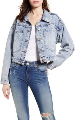 STS Blue Alice Crop Denim Jacket