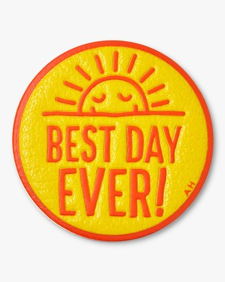 Anya Hindmarch Best Day Ever Sticker