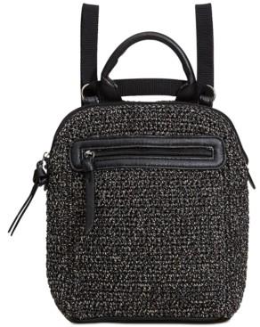The Sak Loyola Crochet Convertible Small Backpack