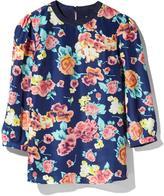 Pim + Larkin Floral Print Blouse