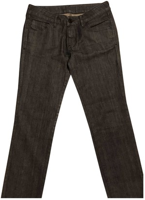 Diesel Black Gold Blue Denim - Jeans Trousers for Women