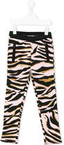 Kenzo tiger stripes leggings