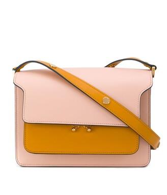 Marni Trunk colour-block shoulder bag