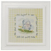 The Well Appointed House Nursery Rhymes Framed Wall Art: Dish Ran Away with the Spoon