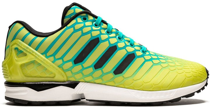 low priced bac80 ab4d1 ZX flux sneakers