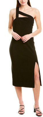 Finders Keepers Finderskeepers Daniella Midi Dress