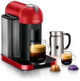 Nespresso Vertuoline Bundle with Aeroccino Milk Frother
