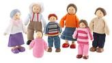 Kid Kraft Doll Family of 7 - Caucasian