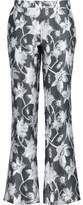 Osman Brocade Flared Pants
