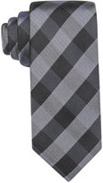 Ryan Seacrest Distinction Ryan Seacrest DistinctionTM Men's Anaheim Gingham Stretch Comfort Slim Tie, Only at Macy's
