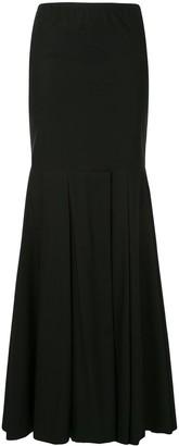 Vera Wang Pull-On Fishtail Skirt