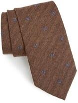 David Donahue Men's Geometric Tie