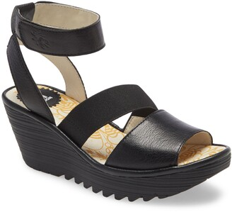 Fly London Yode Wedge Sandal