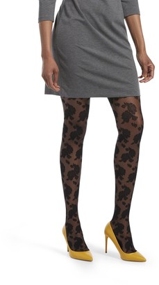 Hue Women's Fashion Tights with Control Top Assorted
