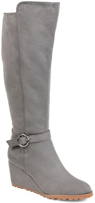 Journee Collection Veronica Women's Knee High Boots