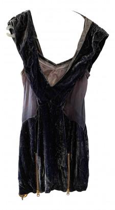 Heimstone Blue Silk Dresses