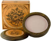 Geo F Trumper Geo. F. Trumper Almond Oil Hard Shaving Soap Wooden Bowl 80g
