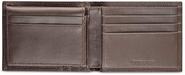 Perry Ellis Men's Leather RFID Wallet