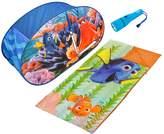 Disney Pixar Finding Dory 3-pc. Sleeping Bag, Tent & Flashlight Dream Set