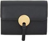 Chloé Black Mini Indy Wallet
