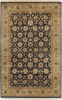 Surya HLM6004-23 Black Heirloom Collection Rug - 2ft X 3ft
