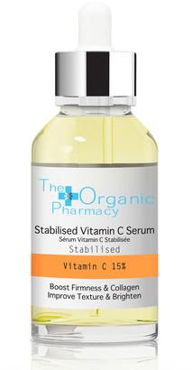 The Organic Pharmacy Stabilised Vitamin C Serum 30Ml