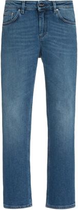 Totême Straight Rigid Mid-Rise Jeans