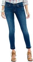 Levi's 524 Release Hem Skinny Jeans