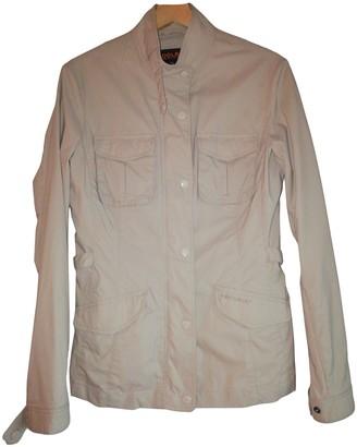 Woolrich Ecru Polyester Jackets
