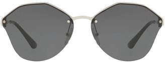 Prada PR 64TS 409638 Sunglasses