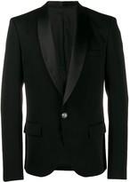 Balmain shawl lapel blazer