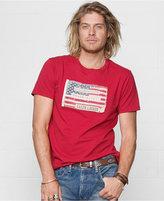 Denim & Supply Ralph Lauren Men's Core American Flag Graphic T-Shirt