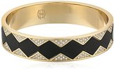 House Of Harlow 14k Gold-Plated Sunburst Bangle Bracelet