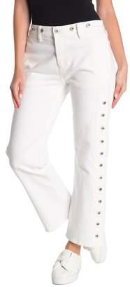 Levi's Union Button Side Denim Trousers