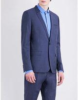 The Kooples Slim-fit Woven Jacket