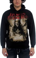 Bravado Avenged Sevenfold Forever Pullover Hoodie-xl