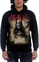 Bravado Avenged Sevenfold Forever Pullover Hoodie-xl