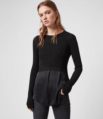 AllSaints Kowlo Shine Sweater