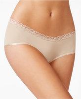 Natori Bliss Pure Girl Lace-Trim Panties 756102