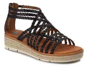 Bare Traps Baretraps Bessica Posture Plus+ Gladiator Wedge Sandals Women's Shoes