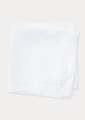 Ralph Lauren Linen Pocket Square